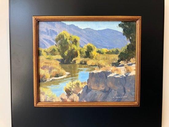 Serrano Fine Art Gallery