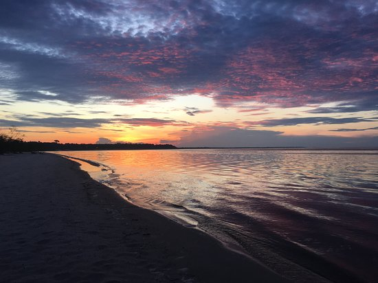 2 Days 1 Night River Tour: Sunset beach Amazon, simply amazing!