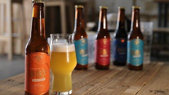 BBF - Bordeaux Beer Factory - Brasserie Urbaine