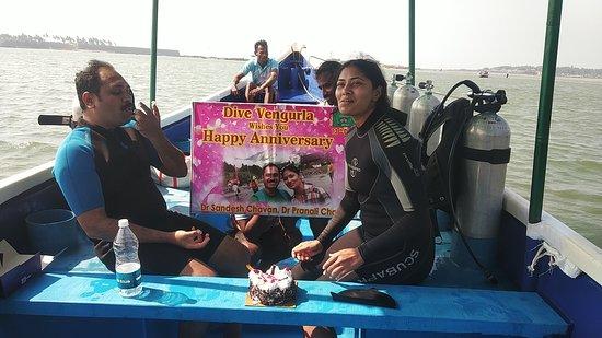Events in Malvan scuba diving programme activity Dive Vengurla