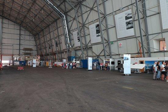 Visit to the Zeppelin Museum Friedrichshafen: Besichtigung in Kleingruppen nach Voranmeldung