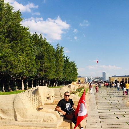 Ankara, Turquie : Atamın huzurundan😢