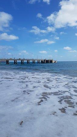 Uma das melhores praias