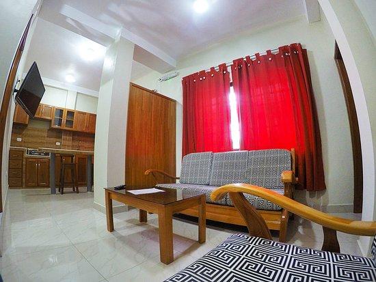 איקיטוס, פרו: Un amplio y cómodo espacio para vivir en nuestros confortables apartamentos
