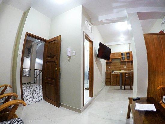 איקיטוס, פרו: Un amplio y como espacio para vivir en nuestros apartamentos