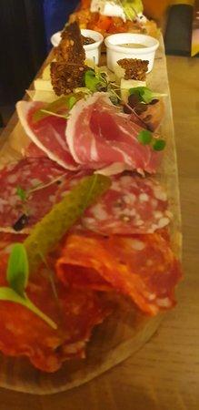 Fantastiskt italiensk restaurang!!