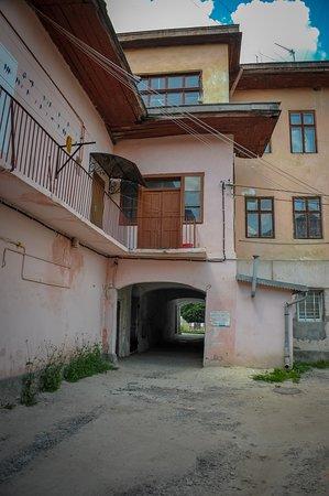 Berezhany courtyard