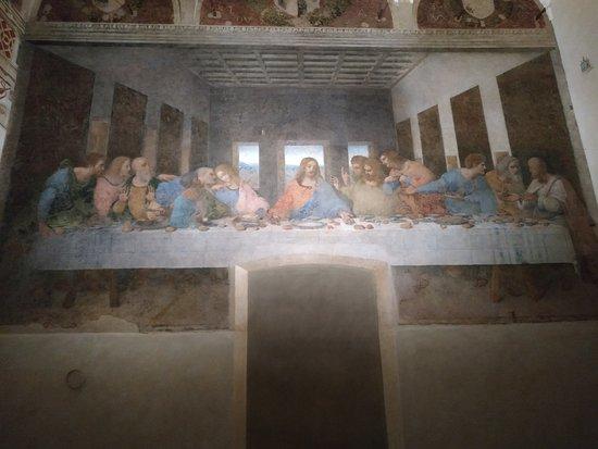 ميلان, إيطاليا: Leonardo_3