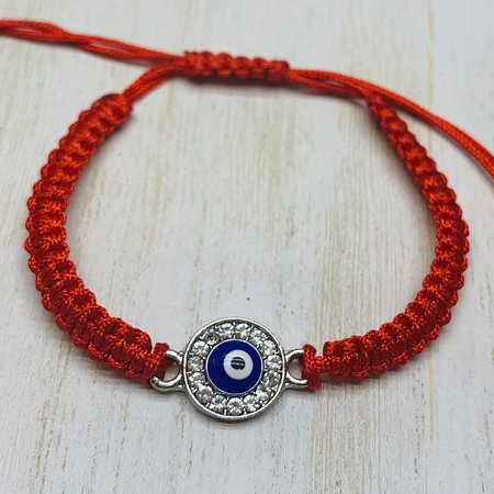 Lucky Eye Jewelry also known as Evil Eye, believed to fend of the negative energy coming from others
