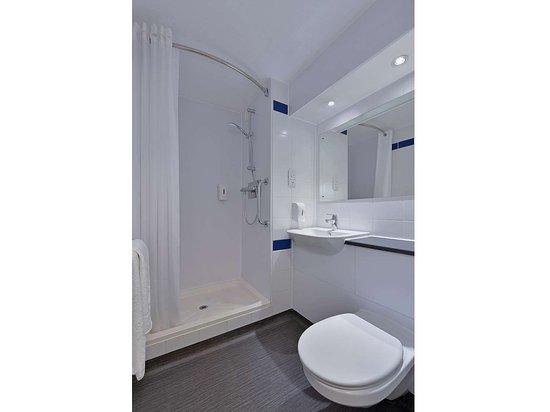 New Blue Shower Room x