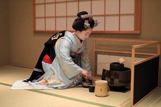 Geisha Experience Gion MAIKO CHAYA