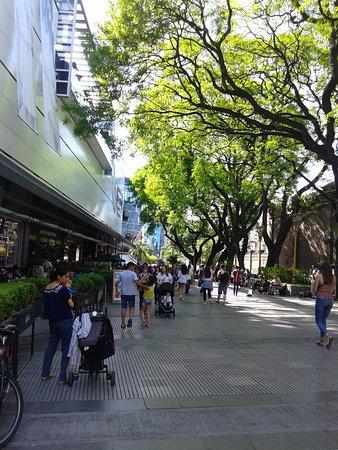 Plazoleta Paseo de la Recoleta: Bs.As. 2019.