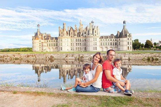 Dagtrip Loire-vallei inclusief ...