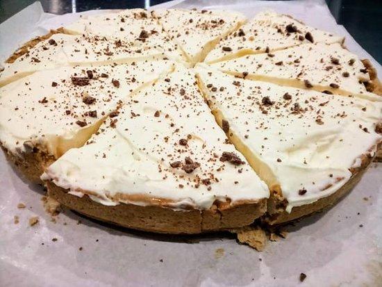 North Mackay, Australia: Gluten free caramel tart