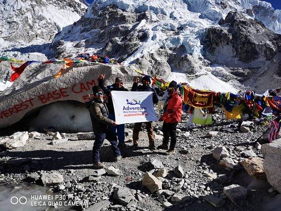 Everest Base Camp 5364 m