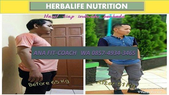 DIET NYATA!!, WA 0857-4934-3465, Jual Paket Herbalife Pacitan  https://WA.me/6285749343465 , Harga Herbalife Murah Lumajang , Harga Herbalife Murah Jember, Harga Herbalife Murah Banyuwangi, Harga Herbalife Murah Probolinggo, Harga Herbalife Murah Surabaya  LANGSING Dalam 25 Hari menyenangkan: * Makan 5x sehari * Didampingi Sampai Berhasil * Rencana Makan * Potensi Turun 3–9 kg * ON LINE GROUP Support * Bergaransi * Olahraga Free * Cheating day
