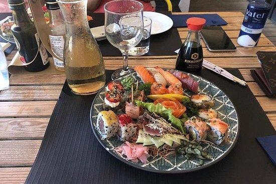 海滩日和寿司全包
