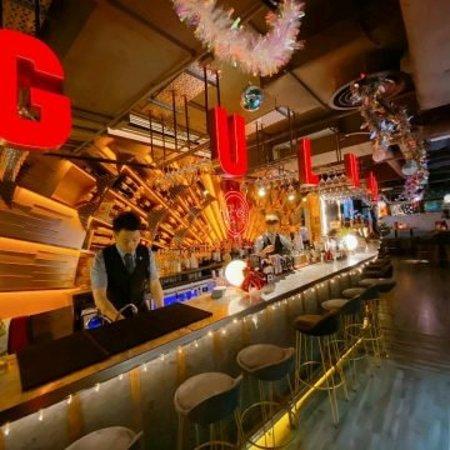 型格酒吧 | 香烤串燒