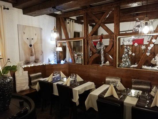 Restaurant a l\'Ange, Niedermorschwihr - Bild von Restaurant ...
