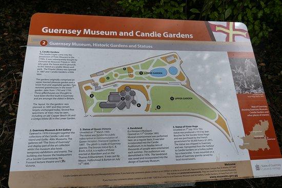 St Peter Port, UK: Candie Gardens
