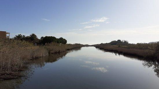 Xeraco, إسبانيا: Río Vaca ,  Xeraco