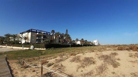 Xeraco, إسبانيا: Playa de Xeraco