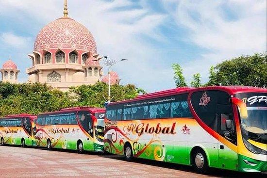 Malacca to Kuala Lumpur