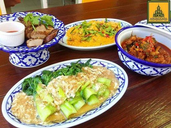 Chiang Rai, Tayland: Thai food