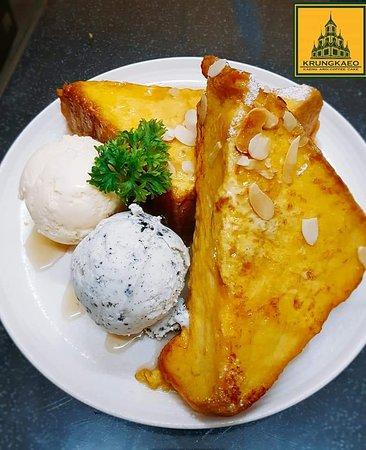 Chiang Rai, Tayland: Franch Toast