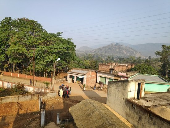 Purulia District, อินเดีย: From Balcony view
