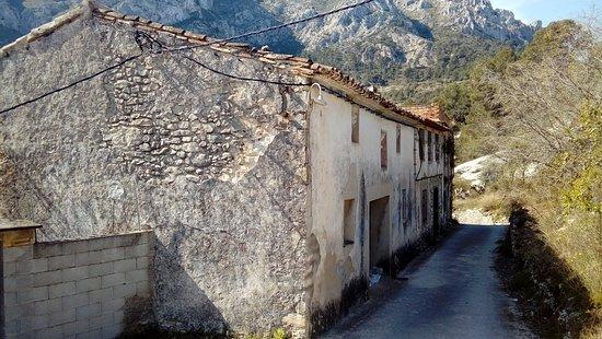 Vall de Gallinera, Spain: Llombai