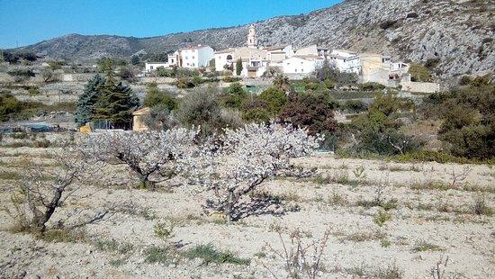 Vall de Gallinera, Spain: Benisií