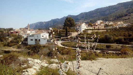 Vall de Gallinera, Spain: Benitaia y Benisivá