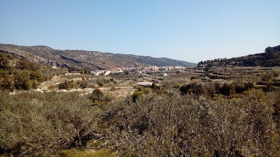 Vall de Gallinera, Spain: Alpotró
