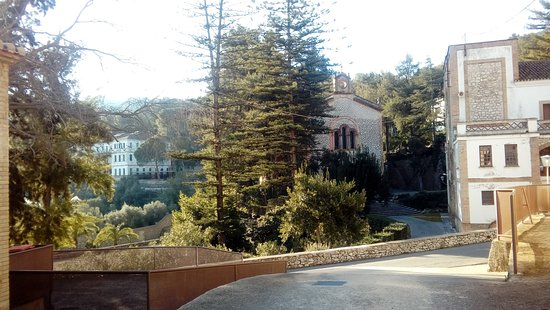La Vall de Laguar, İspanya: Fontilles