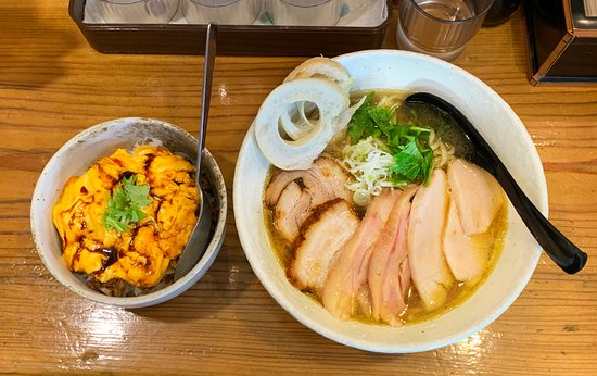 Shio Mix + rice