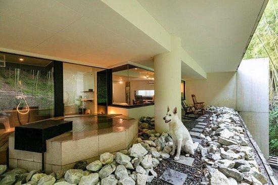 全室露天風呂付和洋室です。 - 南小國町Aso Daiichikan的圖片 - Tripadvisor