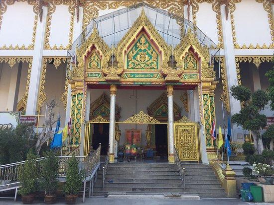 Ang Thong City, Tailandia: Wat Tonson