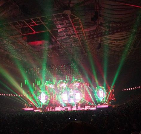 Bon Secours Wellness Arena (Greenville
