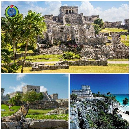 Ruinas Mayas Tulum