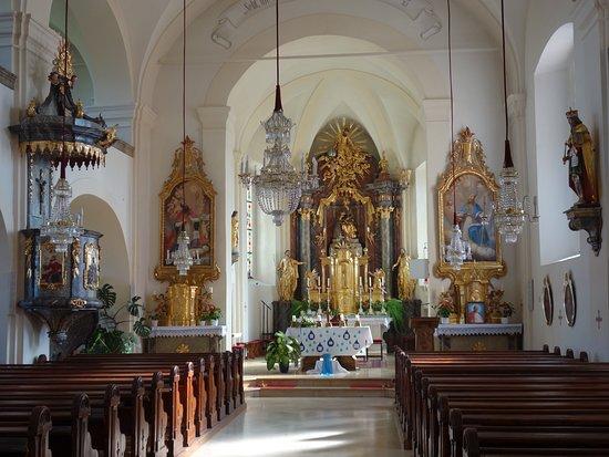 Pfarrkirche Sankt Anna am Aigen