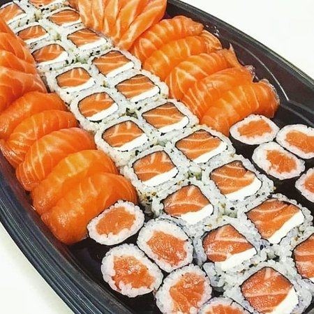 Combinados especiais Koi sushi sushi Lounge japan food