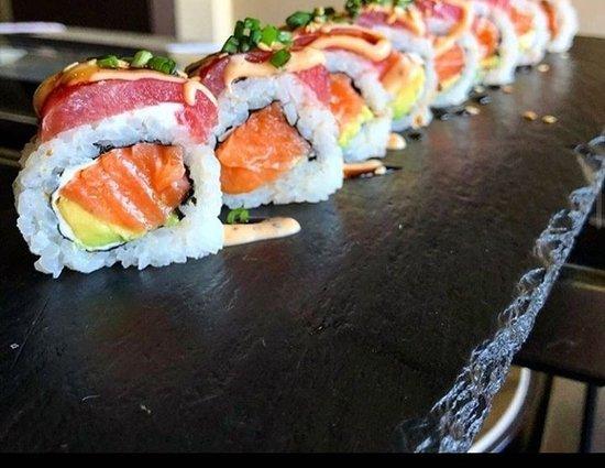 Combinados especiais koi sushi Lounge japan food
