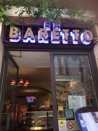Arte Del Caffe - Er Baretto