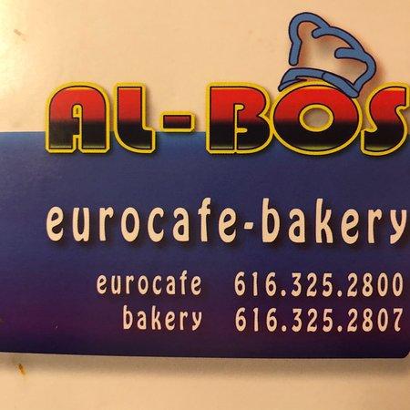 Al-Bos Eurocafe-bakery