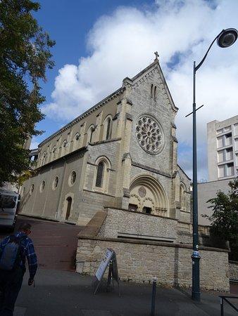 L'église du Thabor
