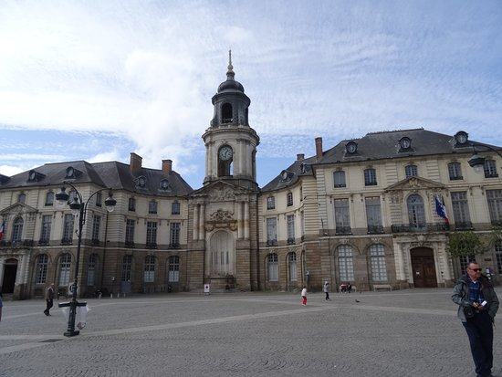 La Mairie de Rennes