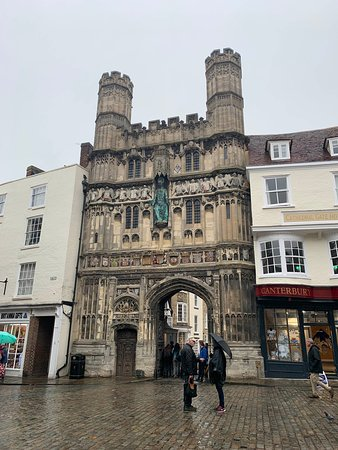 Andys London Tours : Canterbury Cathedral
