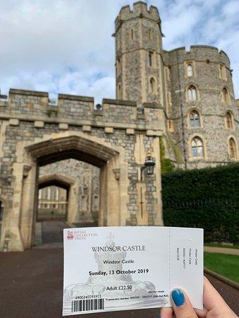 Andys London Tours : Windsor Castle tour