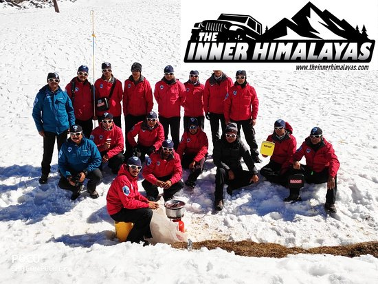 The Inner Himalayas